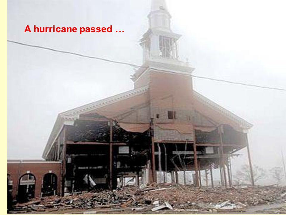 Health & Comfort September 9, 2005JEMH van Bronswijk, TU/e, Eindhoven 4 A hurricane passed …
