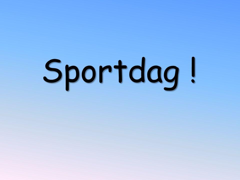 Sportdag !