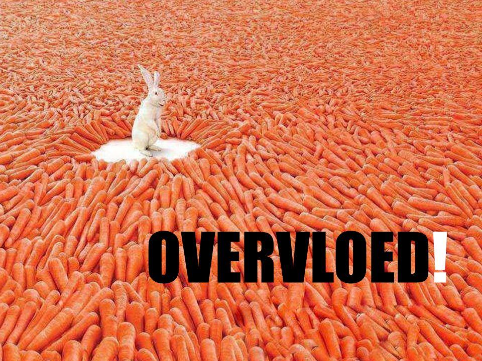 OVERVLOED!
