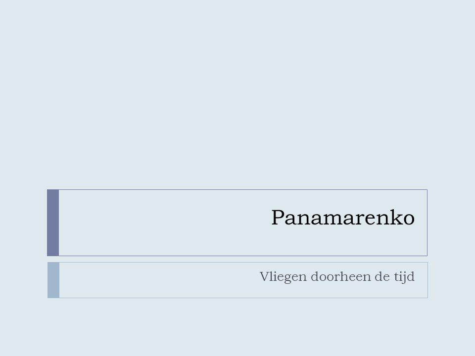 Panamarenko Vliegen doorheen de tijd