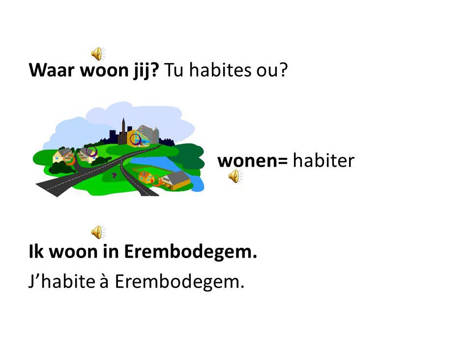 Welke taal spreek jij? Quelle langue est-ce que tu parles? spreken (parler) Ik spreek Nederlands. Je parle le Neérlandais.
