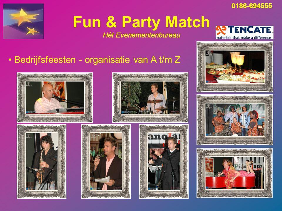Winkelcentrum Promotie Oude Ambachten Animatie Circus Catering Fotografie Hostessen Presentatie & Comedy Workshops Fun & Party Match Hét Evenementenbureau