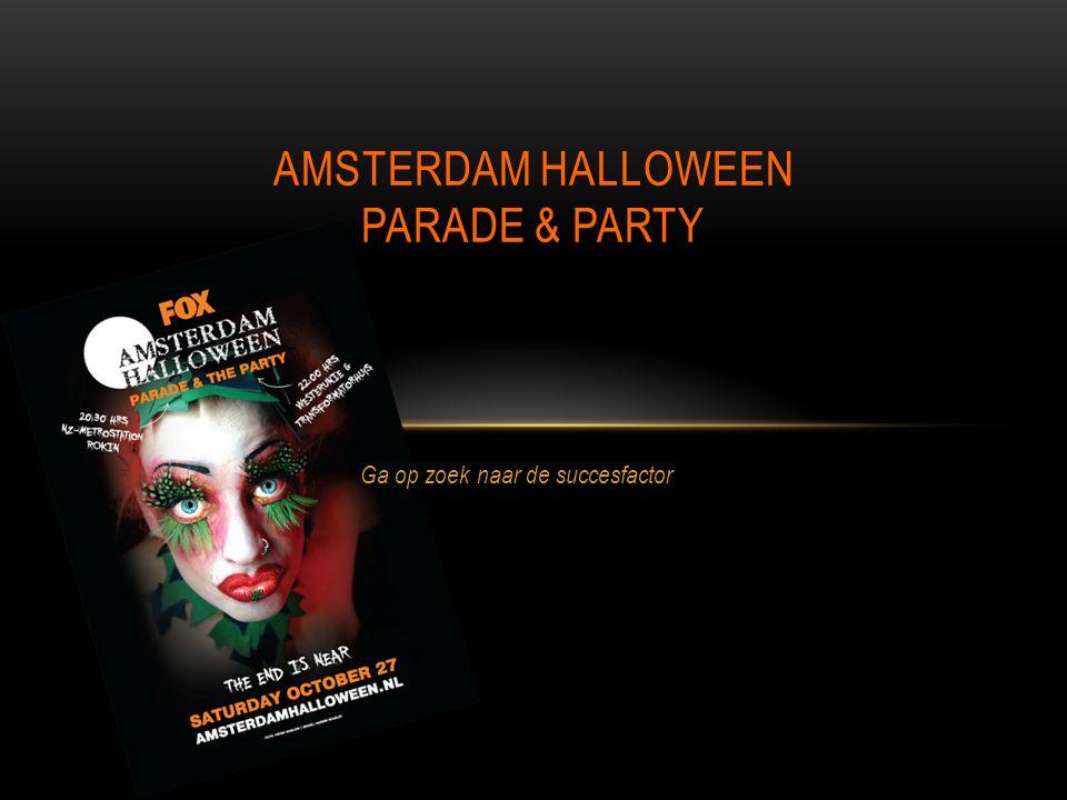 DE PARADE De Walking Dead Zombiewalk 2011 Optocht door Amsterdam Duizenden participanten