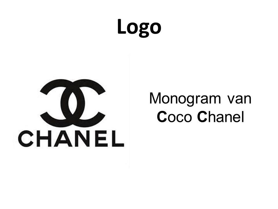 Logo Monogram van Coco Chanel