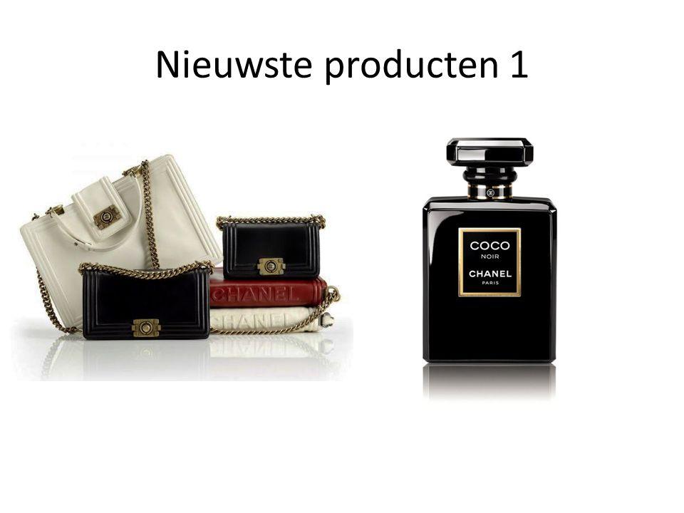Nieuwste producten 1