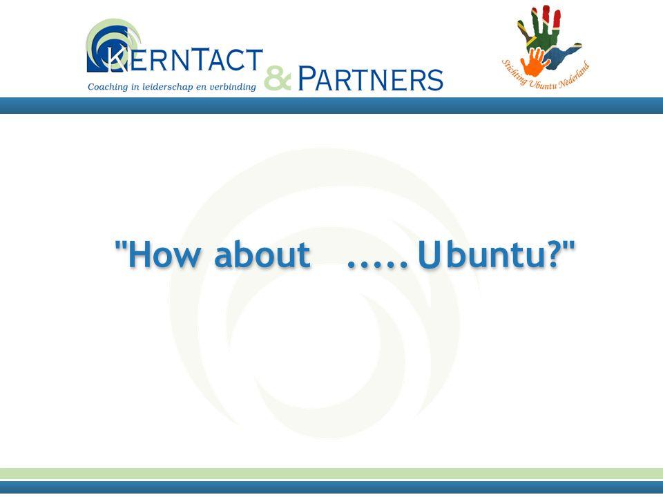 UBUNTU – REIZEN WEES DE HELD IN JOUW EIGEN EPOS .samen maken wij 'n nieuw verhaal .