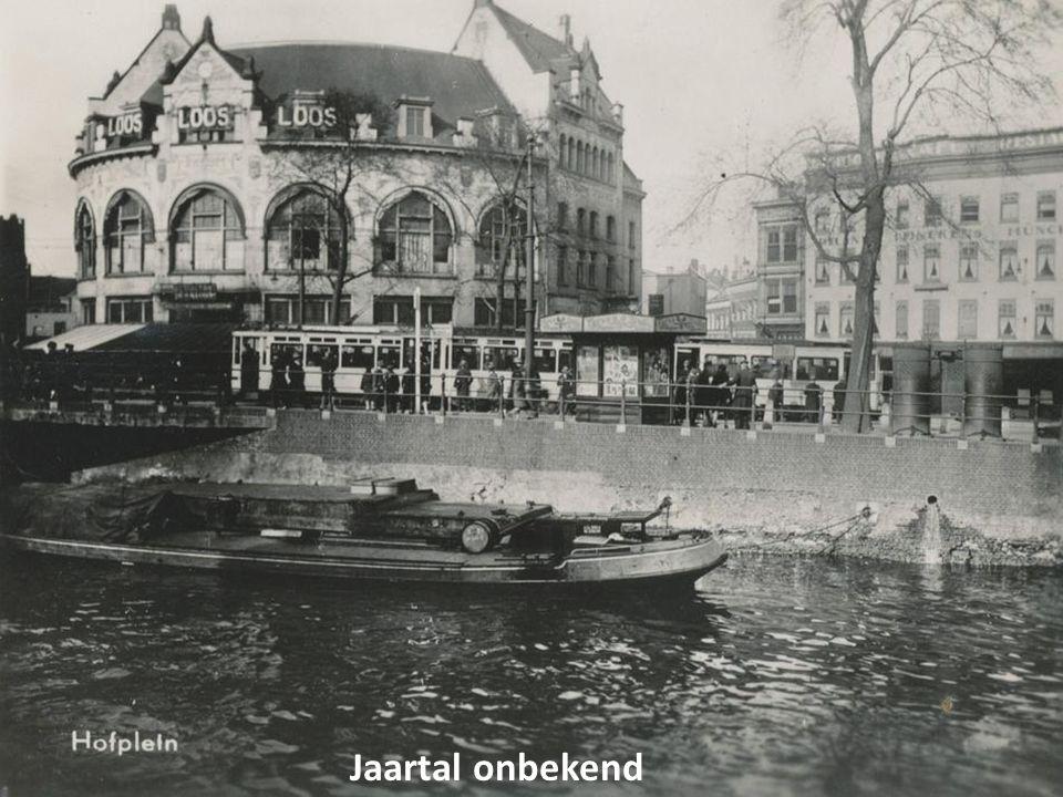 Coolsingel rotonde 1920