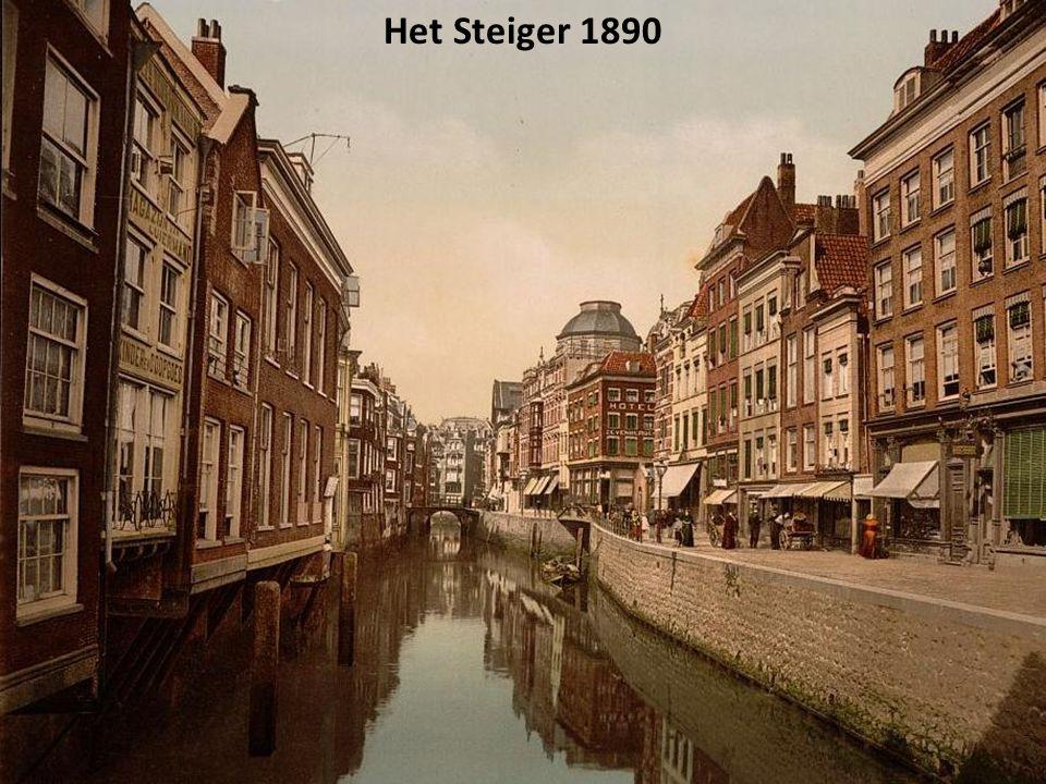 EINDE van deze prachtige oude foto's van Rotterdam Witte Huis