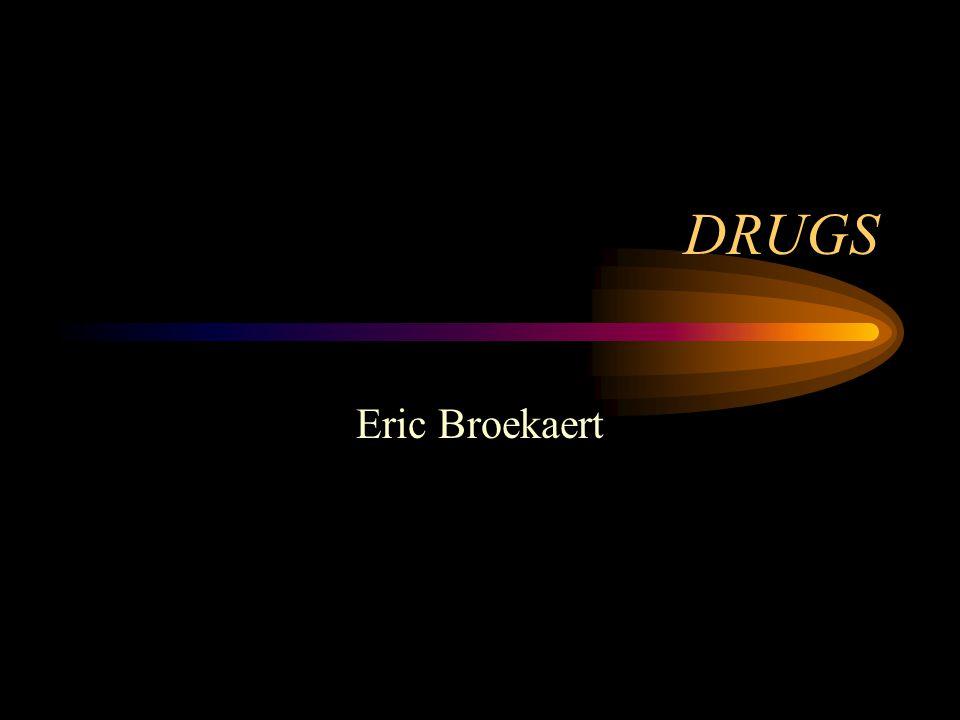 DRUGS Eric Broekaert