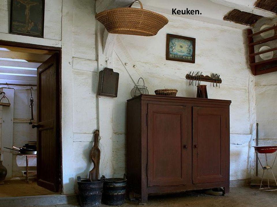 Vuurplek keuken