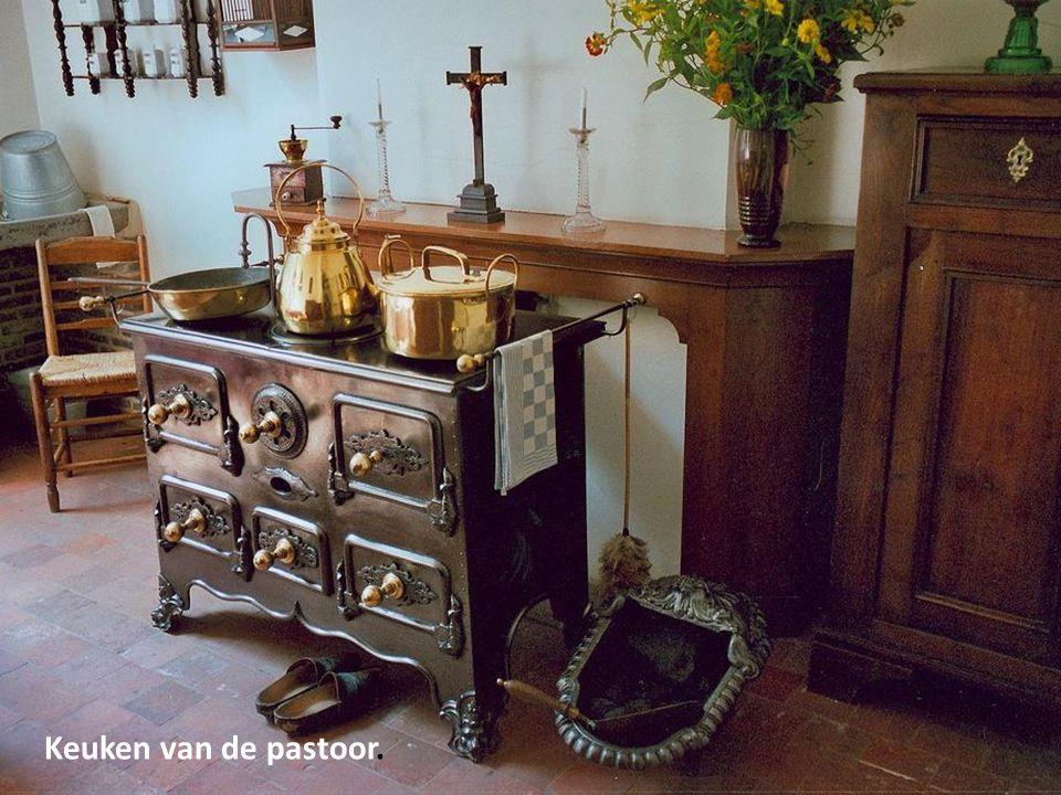 Keuken van de pastoor.