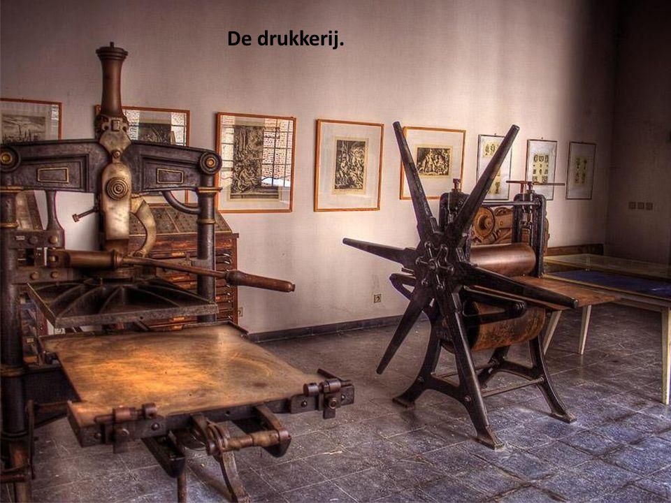 De brouwerij.