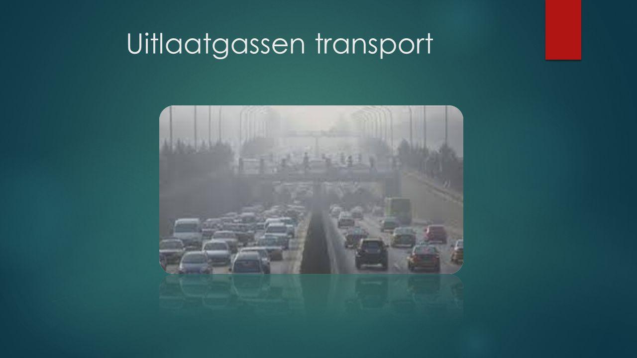 Uitlaatgassen transport
