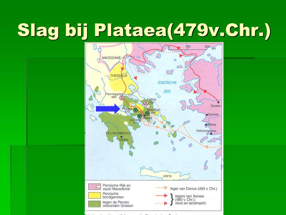 Slag bij Plataea(479v.Chr.)