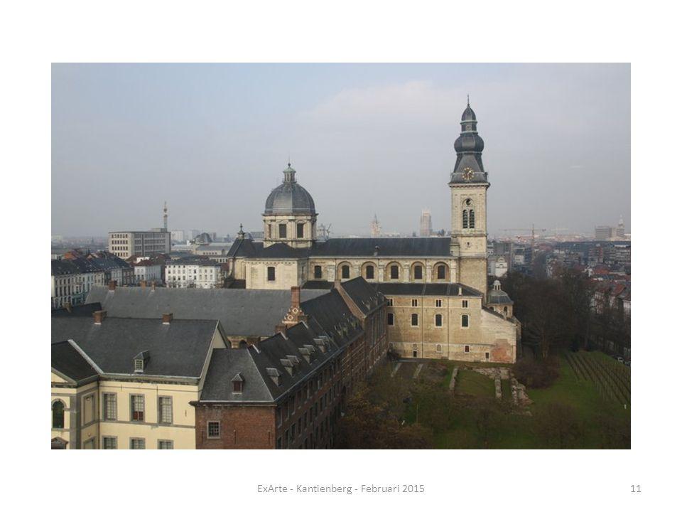 ExArte - Kantienberg - Februari 201511