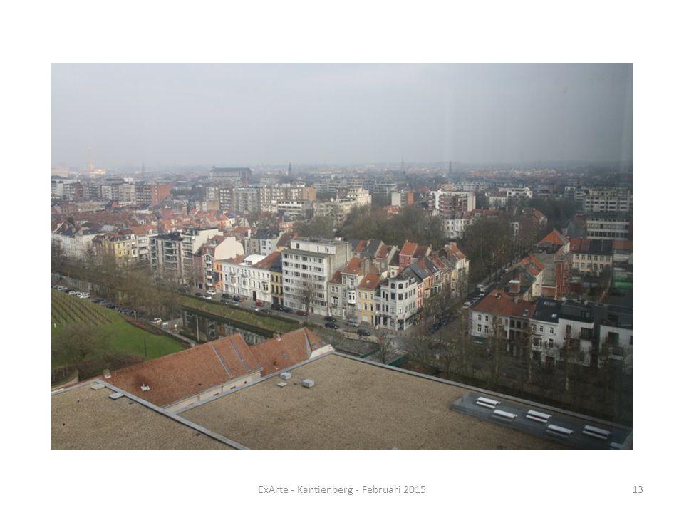 ExArte - Kantienberg - Februari 201513