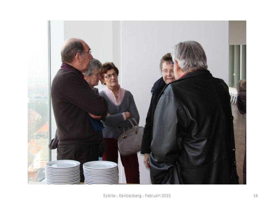 ExArte - Kantienberg - Februari 201514