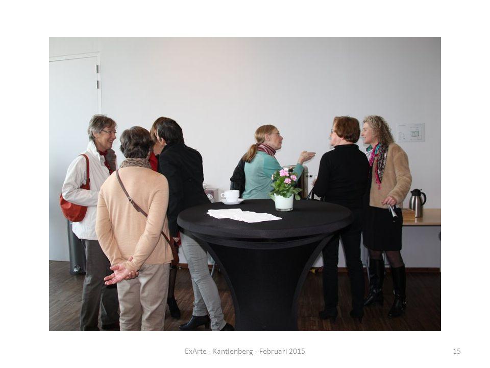 ExArte - Kantienberg - Februari 201515