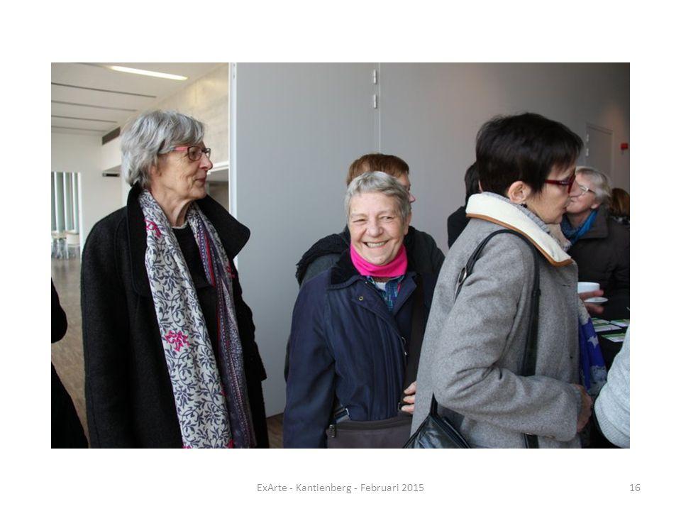 ExArte - Kantienberg - Februari 201516