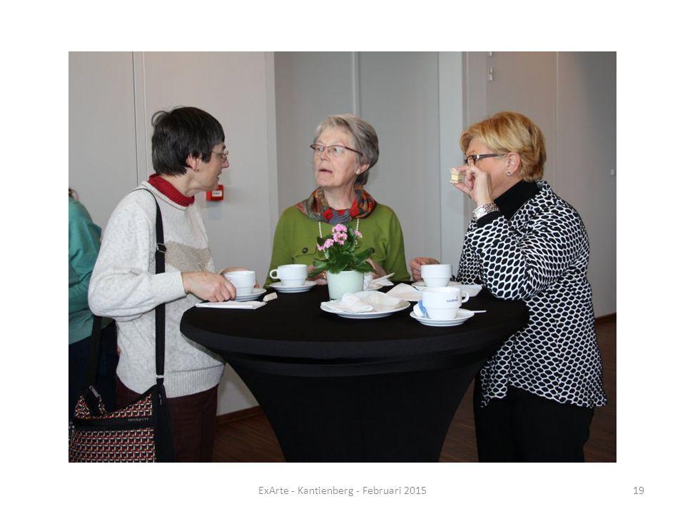 ExArte - Kantienberg - Februari 201519