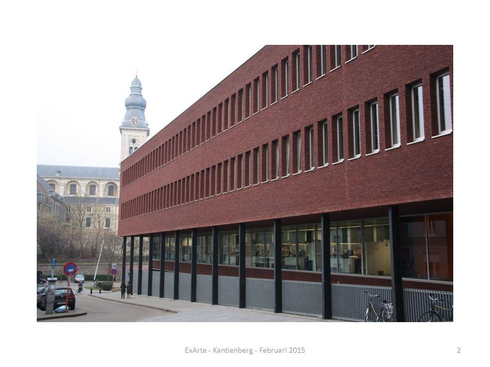 ExArte - Kantienberg - Februari 20152