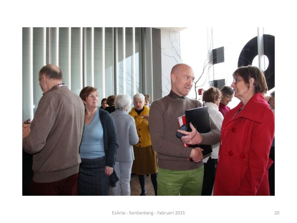 ExArte - Kantienberg - Februari 201520