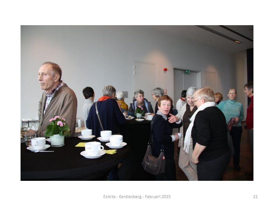 ExArte - Kantienberg - Februari 201521
