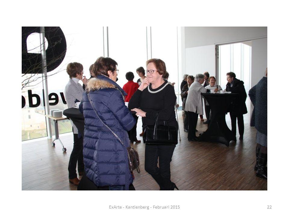 ExArte - Kantienberg - Februari 201522