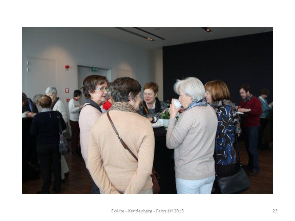ExArte - Kantienberg - Februari 201523