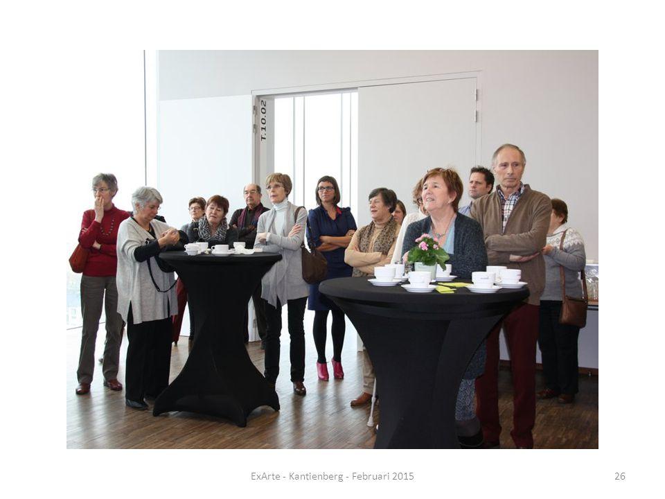 ExArte - Kantienberg - Februari 201526
