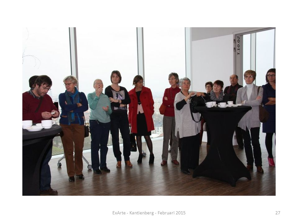 ExArte - Kantienberg - Februari 201527