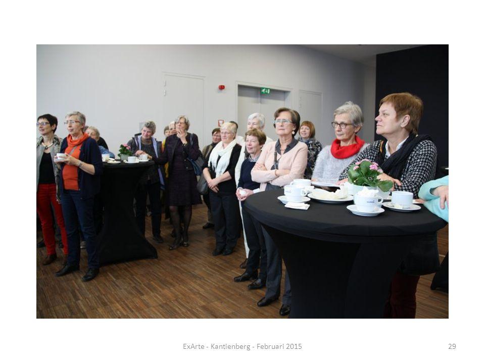 ExArte - Kantienberg - Februari 201529