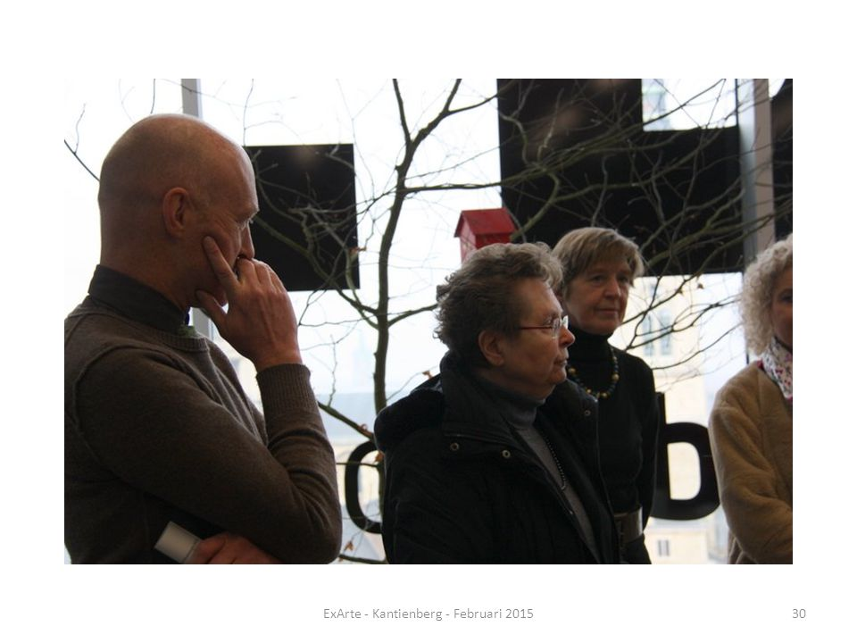 ExArte - Kantienberg - Februari 201530