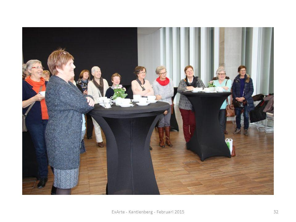 ExArte - Kantienberg - Februari 201532