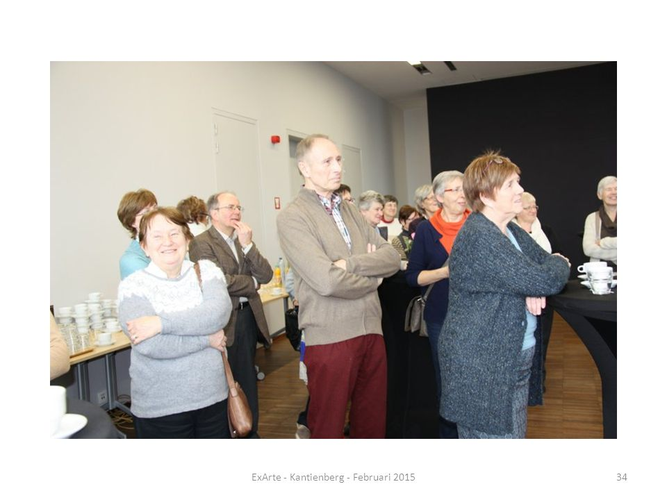 ExArte - Kantienberg - Februari 201534