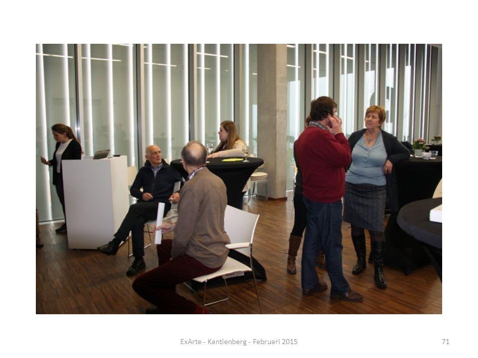 ExArte - Kantienberg - Februari 201571