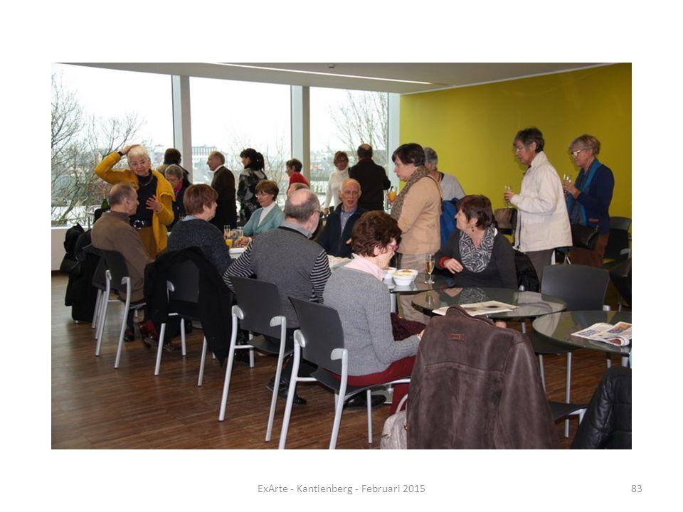 ExArte - Kantienberg - Februari 201583