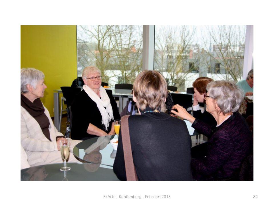 ExArte - Kantienberg - Februari 201584