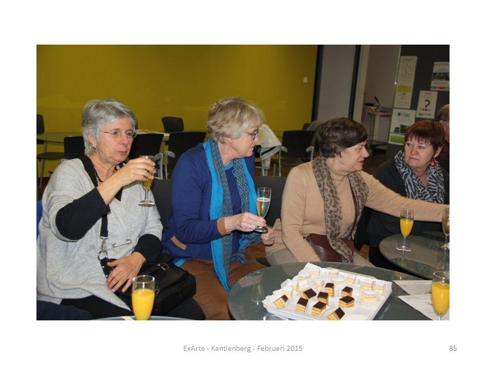 ExArte - Kantienberg - Februari 201585