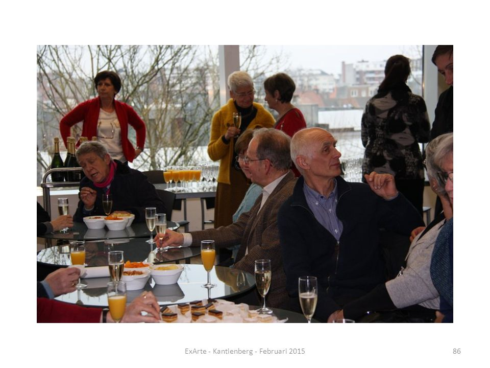 ExArte - Kantienberg - Februari 201586