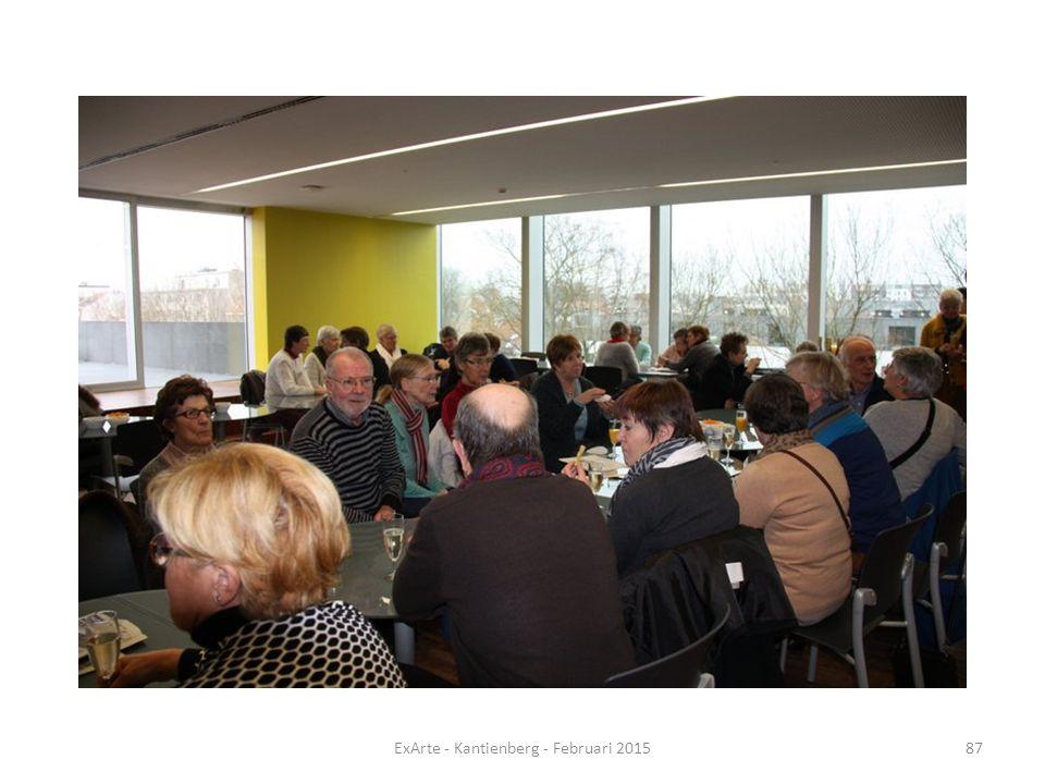 ExArte - Kantienberg - Februari 201587