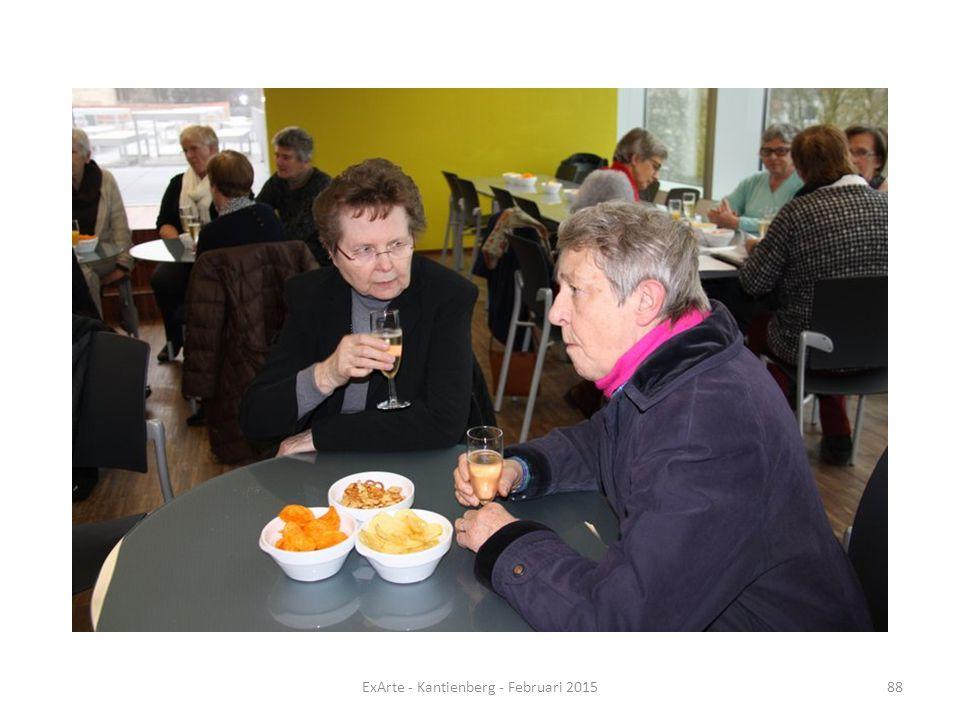 ExArte - Kantienberg - Februari 201588