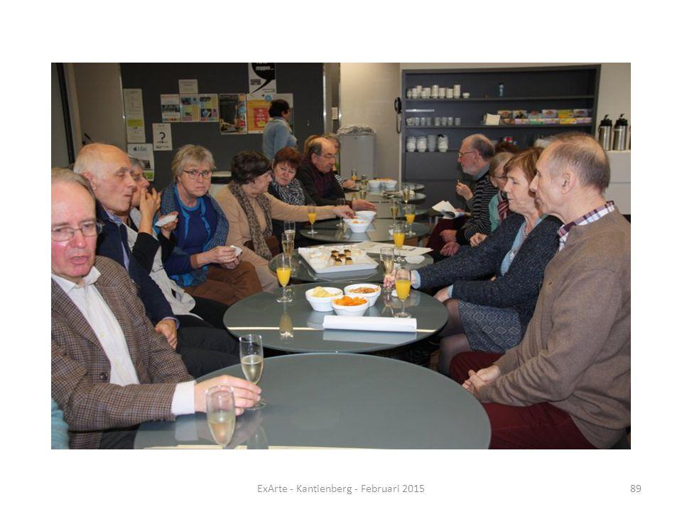 ExArte - Kantienberg - Februari 201589