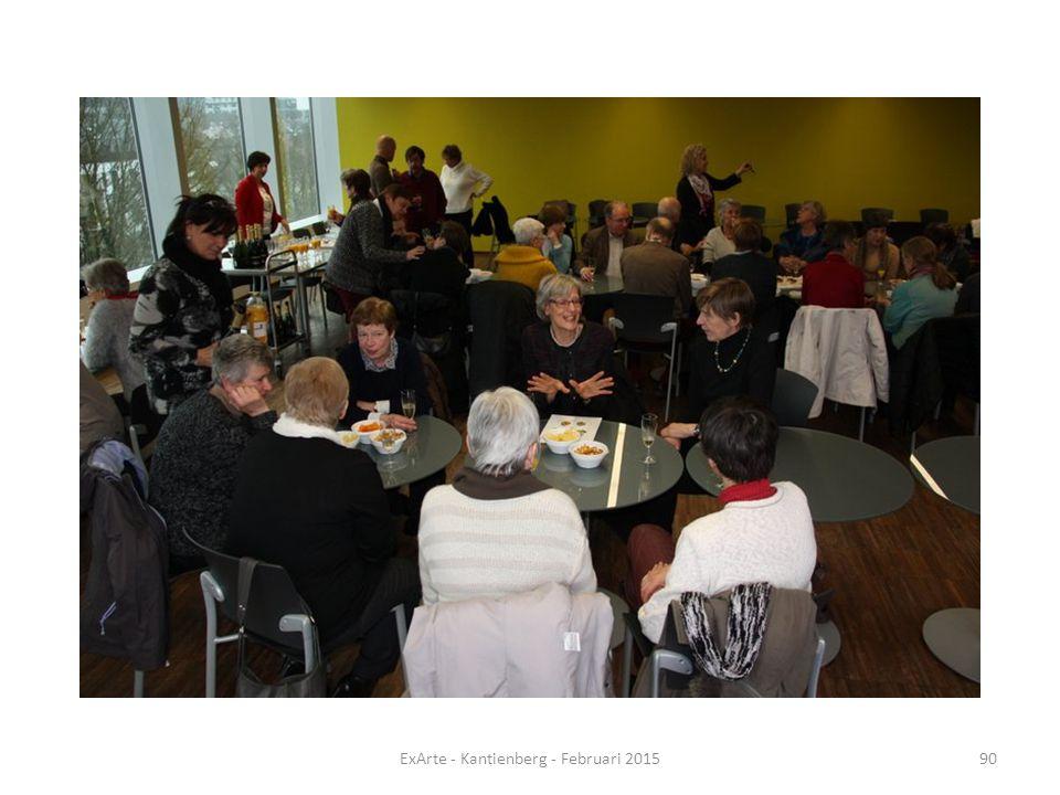 ExArte - Kantienberg - Februari 201590