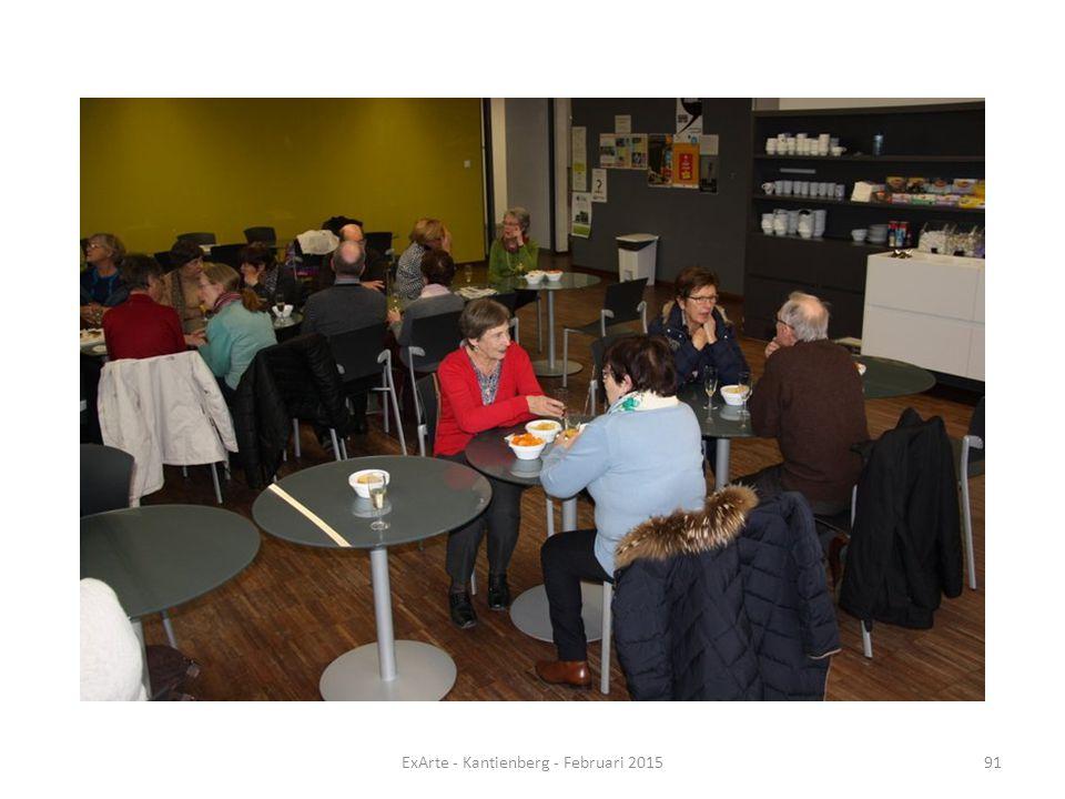 ExArte - Kantienberg - Februari 201591