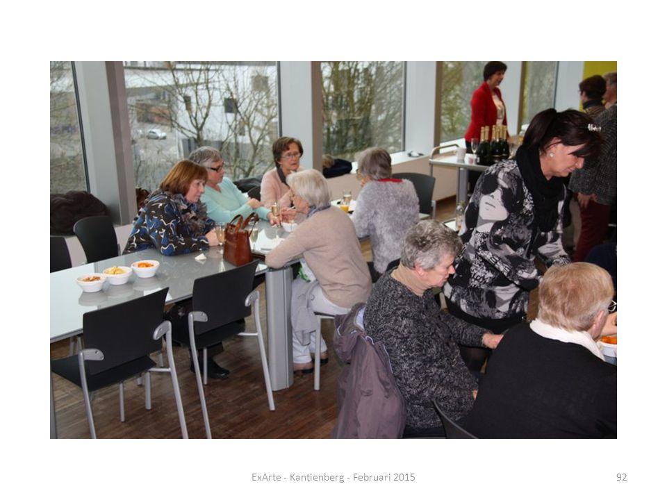 ExArte - Kantienberg - Februari 201592