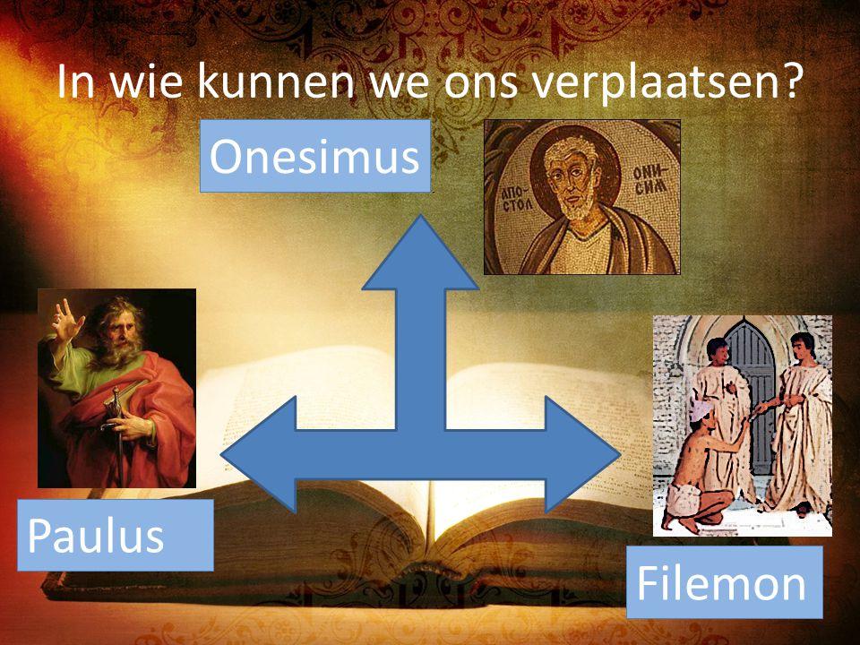 Principes uit het boek Filemon Het begint bij een goede basis, en wordt versterkt door genade (vv.