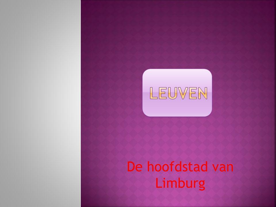 De hoofdstad van Limburg