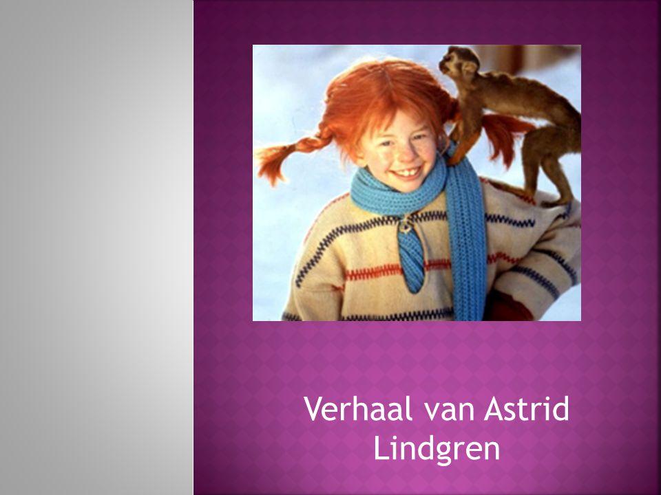 Verhaal van Astrid Lindgren
