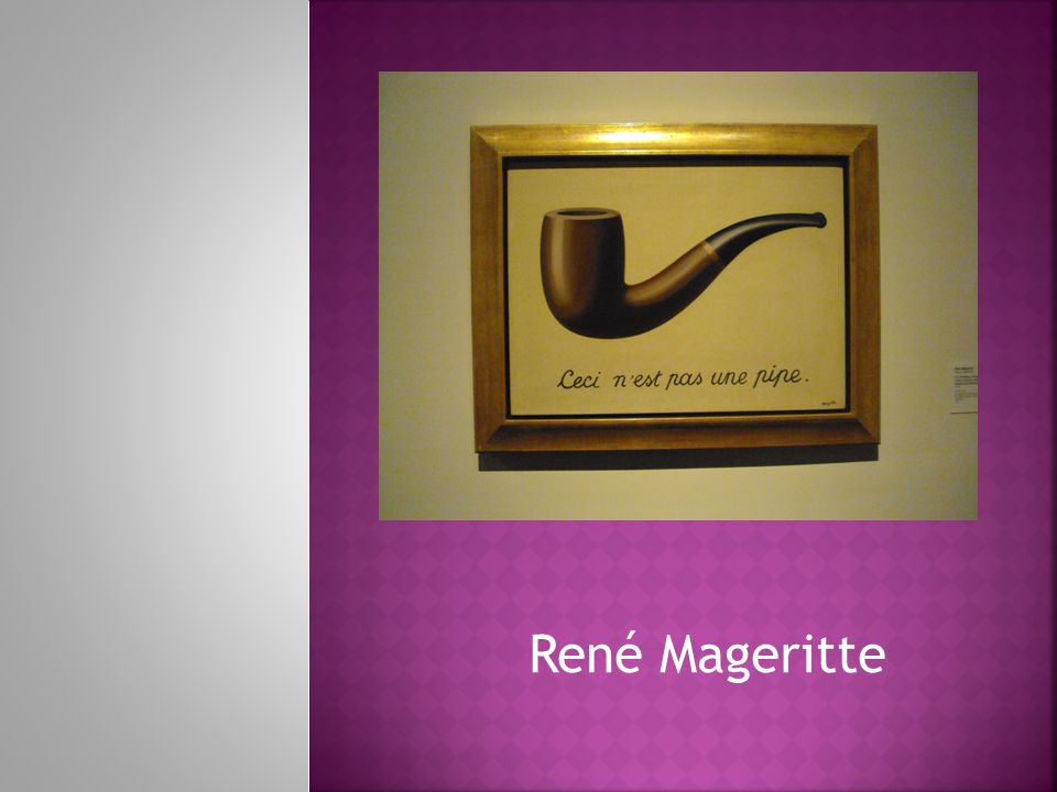 René Mageritte